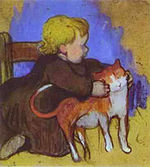 Gauguin Mimi et son chat.jpg