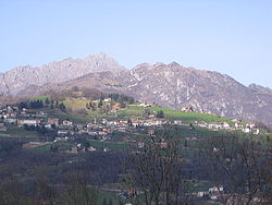 View of the frazione Orezzo