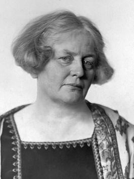 Foto van Geertruida van Vladeracken (1931)
