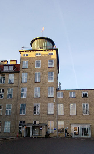 Gentofte Hospital - Image: Gentofte Hospital 2