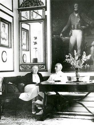Frieboeshvile - Georg and Agnete Bruhn