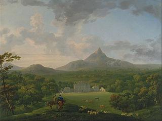 Powerscourt, County Wicklow, Ireland