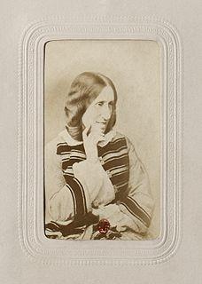 George Eliot English novelist, essayist and translator