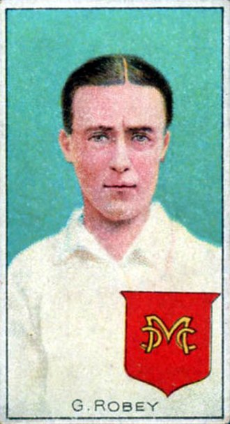 George Robey - Robey as a member of the Marylebone Cricket Club