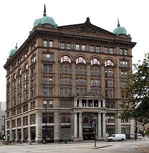 Germania Building - Germania Building