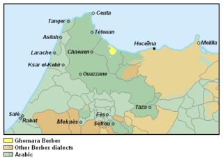 Ghomara language