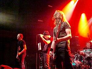 Ghost Brigade (band) - Ghost Brigade at Tivoli (The Netherlands), 10 November 2009