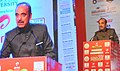 """Ghulam Nabi Azad addressing at the closing ceremony of the """"2nd THINKEDU Conclave – 2014"""", organised by the New Indian Express, in Chennai, Tamil Nadu on January 31, 2014.jpg"""
