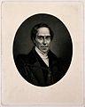 Gideon Algernon Mantell. Mezzotint by W. T. Davey after Sent Wellcome V0006555.jpg
