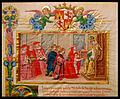 Gil de Albornoz. Miniatura códice 30, fol. 001r, Real Colegio de España en Bolonia.jpg