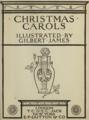 Gilbert James Christmas Carols title page.png