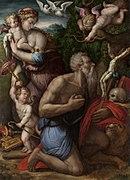 Giorgio Vasari - Temptations of St Jerome - WGA24282