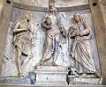 Giovan battista bregno, altare del corpus domini, 1505, 04.JPG