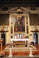 Giovanni bizzelli, incoronazione della Vergine da parte della Trinità e santi, 1600, 01.JPG
