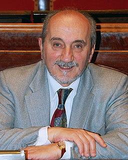 Italian politician and mayor