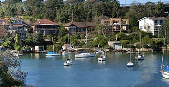 Gladesville, New South Wales - Bedlam Point, Gladesville