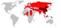 Global spread of H5N1 map (August 13).PNG