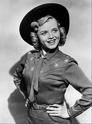 Gloria Winters - Winters as Penny King (1952)