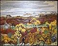 Gloucester by Stuart Davis, 1919, oil on canvas - Cape Ann Museum - Gloucester, MA - DSC01449.jpg