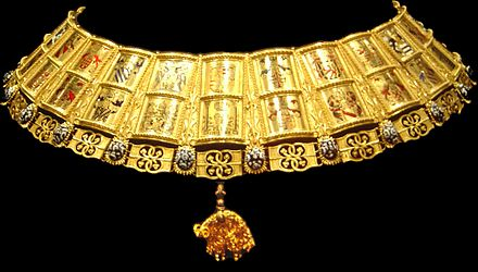Potence or neck collar of the King of Arms to the Order Golden Fleece dsc02935.jpg