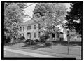 Googan House, Rutland, Rutland County, VT HABS VT,11-RUT,2-1.tif