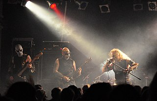 Gorgoroth Norwegian black metal band