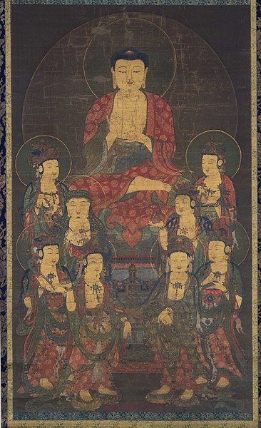 Goryeo Buddhist painting