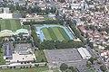 Goussainville 95 - complexe sportif Maurice Baquet vue aérienne 20190824.jpg