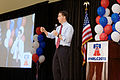 Governor of Wisconsin Scott Walker at Northeast Republican Leadership Conference in Philadelphia PA June 2015 by Michael Vadon 12.jpg
