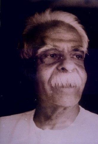 M. Govinda Pai - Image: Govinda Pai