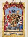 Grafendiplom - Cozzi 1741 - Wappen.jpg