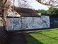 Graffiti Hit Wall - Maybank Open Space - geograph.org.uk - 312554.jpg