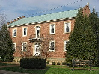 National Register of Historic Places listings in Dubois County, Indiana - Image: Gramelspacher Gutzweiler House