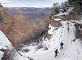 Grand Canyon National Park, Bright Angel Trail, Winter Hiking 2871 - Flickr - Grand Canyon NPS.jpg