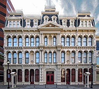 Grand Opera House (Wilmington, Delaware) United States historic place