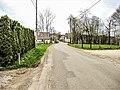 Grande rue d'Indevillers, vue de la route vers Chauvilliers.jpg