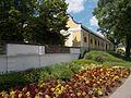 Grassalkovich-kastély, keleti oldalszárny, 2017 Hatvan.jpg