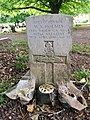 Gravestone of Gunner William Andrew Holmes, of the Royal Artillery at Cathays Cemetery, May 2020.jpg