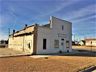 Stafford County, Kansas - Image: Gray Photography Studio and Residence 2 NRHP 12001121 Stafford County, KS