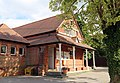 Great Waltham, Essex, England - Village hall 02.JPG