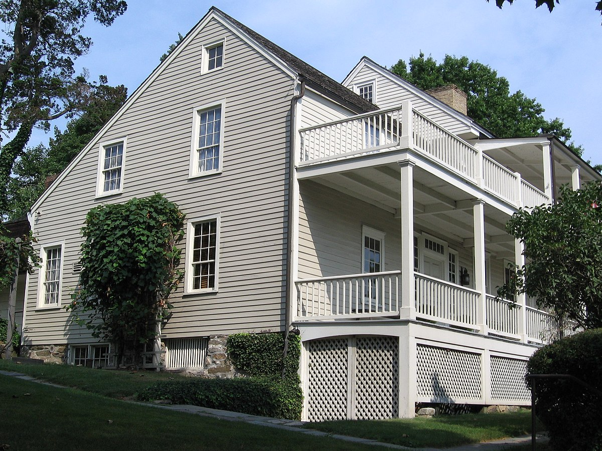 Bush–Holley House - Wikipedia