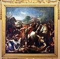 Gregorio lazzarini, battaglia di enea e mesenzio, 01.jpg