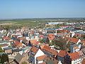 Greifswald Hafen vom-Turm-des-Doms-St.-Nikolai-aus-gesehen April-2009 SL272414.JPG