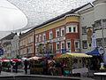 Grieskirchen - Ortsbildmesse und Zweimüllers Gasthof zum weißen Kreuz.jpg