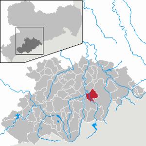 Großrückerswalde - Image: Großrückerswalde in ERZ