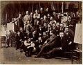 Groupe des Nabis Académie Julian à Paris 1887 1888.jpg