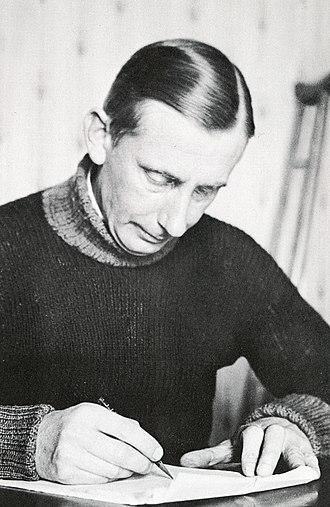 Frederick Philip Grove - Grove circa 1921