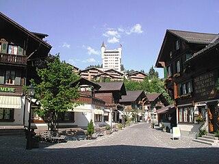 Place in Bern, Switzerland