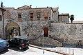 Gubbio, porta vehia, IV-III secolo ac., rimaneggiata nel medioevo, 03.JPG