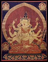 Guhyasamaja, Akshobhyavajra